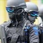 Polisi tangkap 396 pelaku teror sepanjang 2018