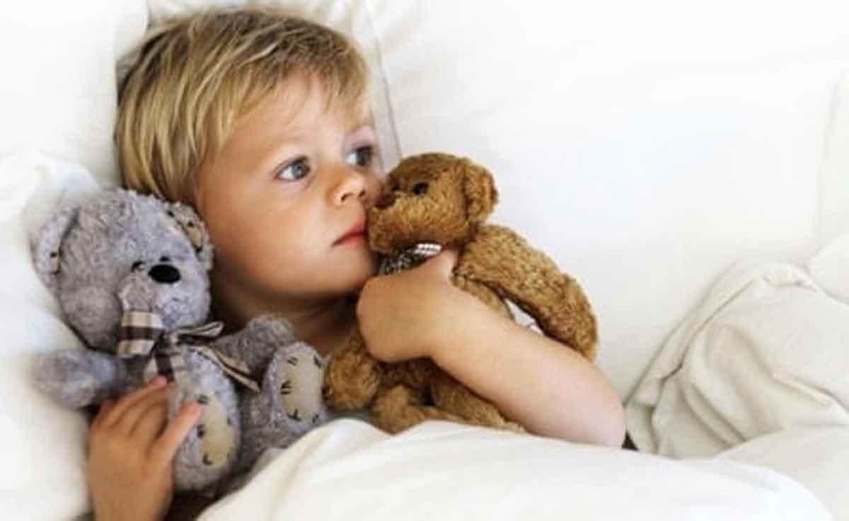 Moms, Ini 4 Cara Atasi Si Kecil yang Susah Tidur di Malam Hari