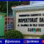 Kantor Inspektorat daerah Kabupaten Sampang