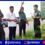Kodam dan Dishut Jatim Sidak Program Penghijauan di Bangkalan