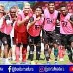 Asep Berlian Ingin Rebut Posisi Inti di Madura United