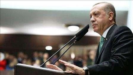 Presiden Erdogan kutuk penembakan masjid di Selandia Baru