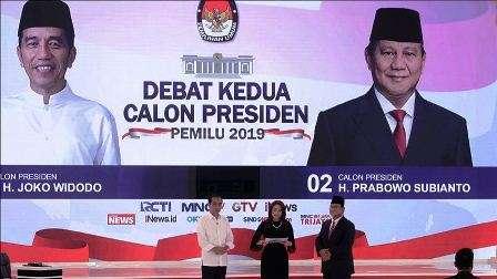 Survei CSIS Elektabilitas Jokowi unggul di 51,4 persen