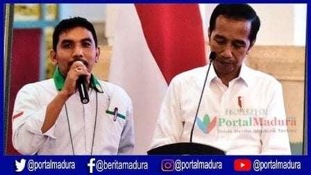 Warga Madura Dapat Hibah Sapi Belgian dari Presiden Jokowi