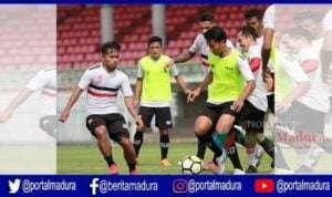 Madura United Agendakan Uji Coba Sebelum Hadapi Persebaya