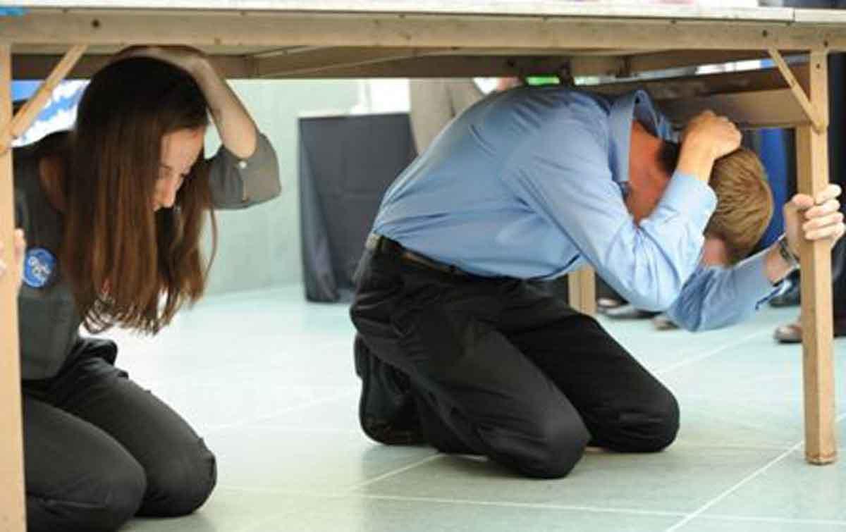 Penting! Kenali 5 Tindakan yang Harus Dilakukan Ketika Terjadi Gempa Bumi