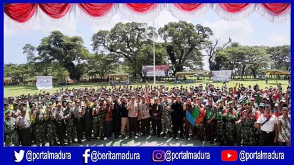 Sispamkota Polres Bangkalan