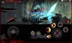 download game offline android Shadow of Death Dark Knight Stickman Fighting
