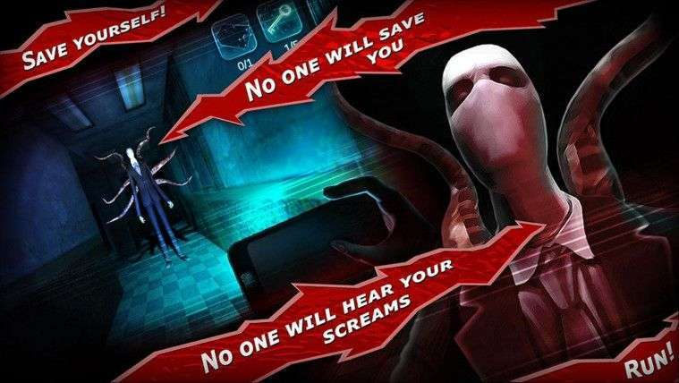 download game offline android Slender Man Origins 3