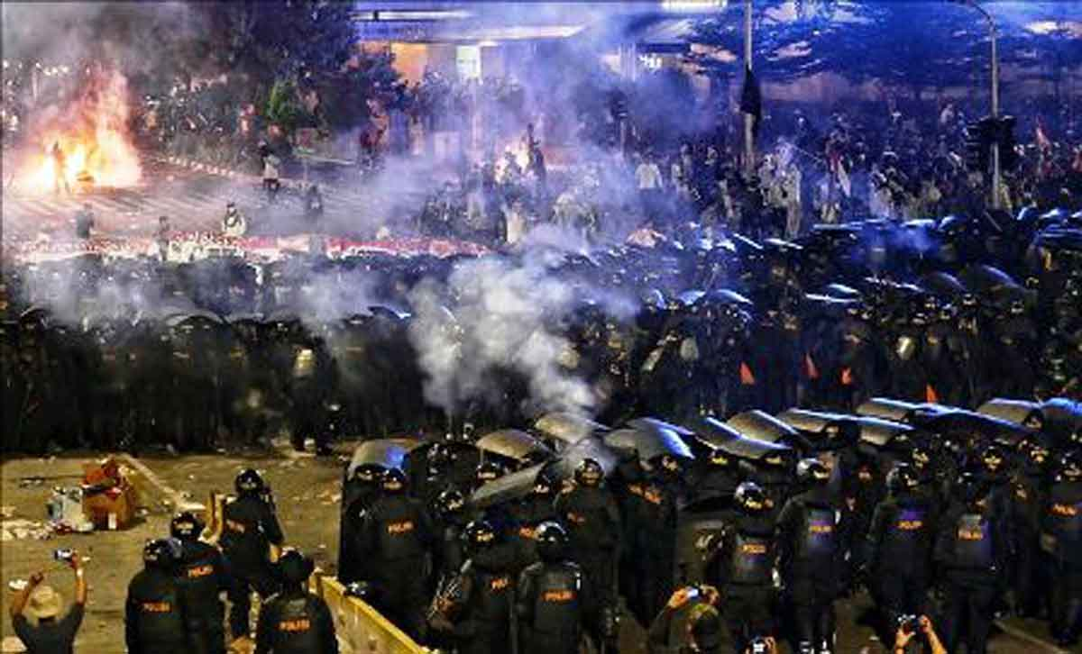 Lagi, polisi menangkap komplotan penyelendup senjata untuk demonstrasi 21- 22 Mei