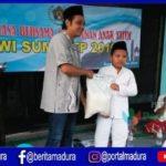 PWI Sumenep Gelar Buka Puasa Bersa dan Santunan Anak Yatim