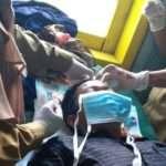 Korban dalam penanganan tenaga medis Puskesmas Rubaru Sumenep