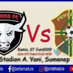 Madura FC Vs Persewar Waropen