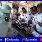 Mudik Gratis Pemkab Sumenep Kapal DBS III Angkut 744 Penumpang
