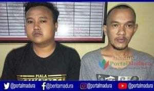 Dua Warga Talango Sumenep Ditangkap Polisi