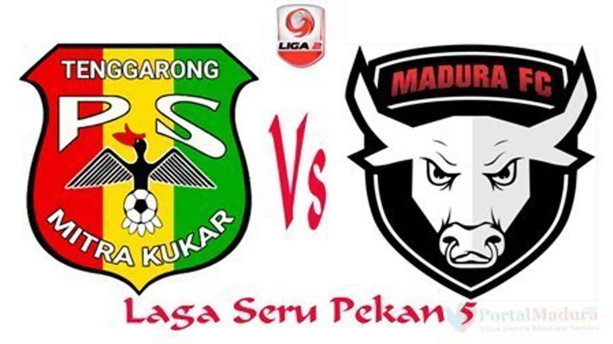 Mitra Kukar Vs Madura FC