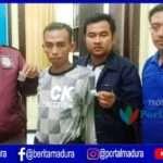 Warga Sampang Diringkus Polisi di Bangkalan