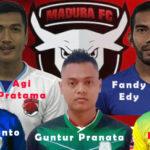 Lima pemain baru Madura FC