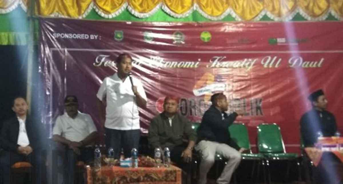 Wabup Sumenep Achmad Fauzi