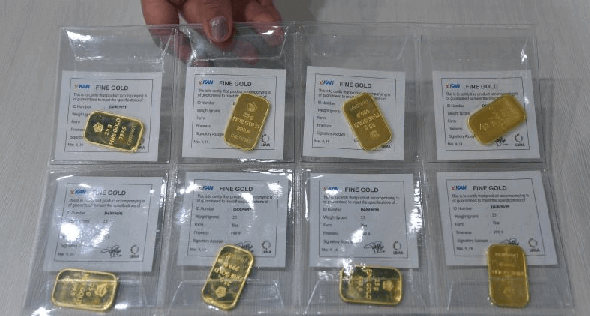 harga emas 24 karat hari ini di pegadaian
