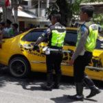 Toyota Vios Diamankan Satlantas Polres Sampang
