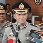 Kepala Divisi Humas Polri Inspektur Jenderal Muhammad Iqbal
