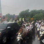 BreakingNews- Ribuan Santri Kepung Polres Bangkalan Tuntut Sukmawati Diadili