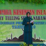 Lomba Story Telling Nabawiyah, Cara Tingkatkan Komunikasi Anak Dalam Keluarga