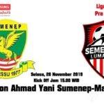 Perssu vs Semeru FC