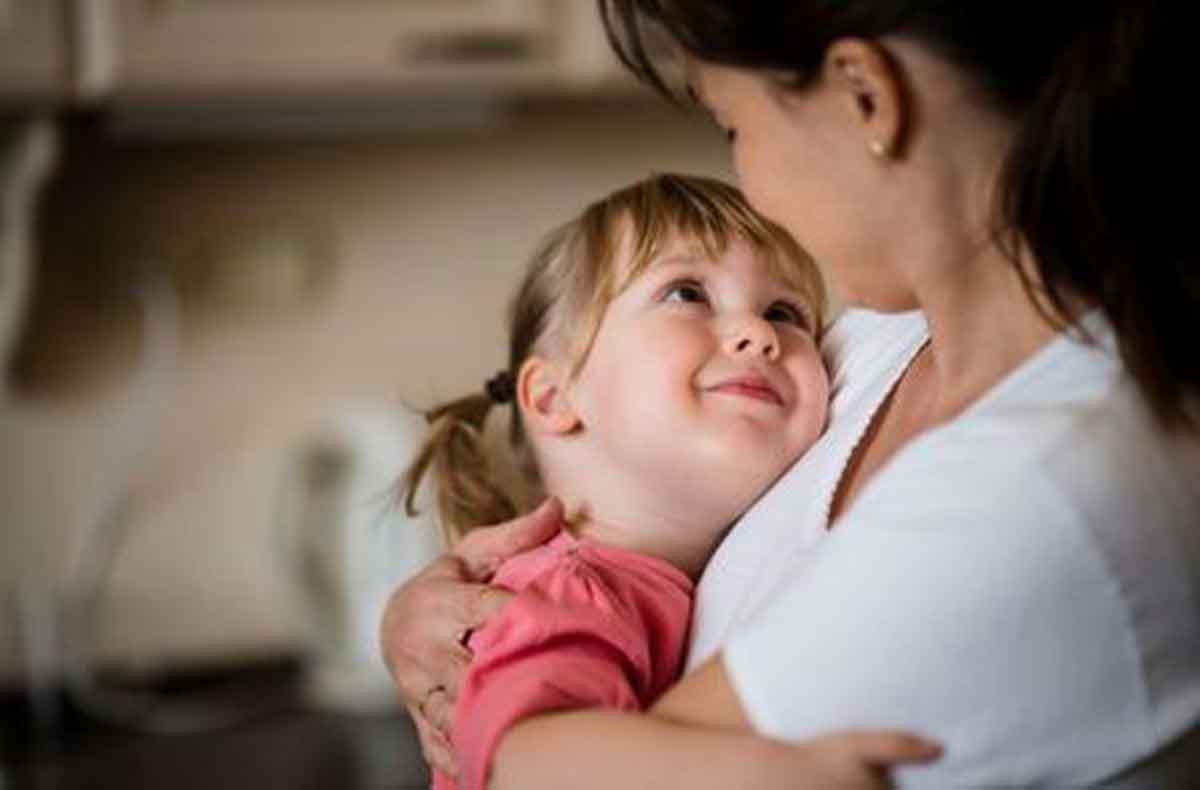 Bunda, Ini 5 Cara Ajarkan Si Kecil Tentang Rasa Syukur