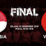 Indonesia vs Vietnam Final SEA Games
