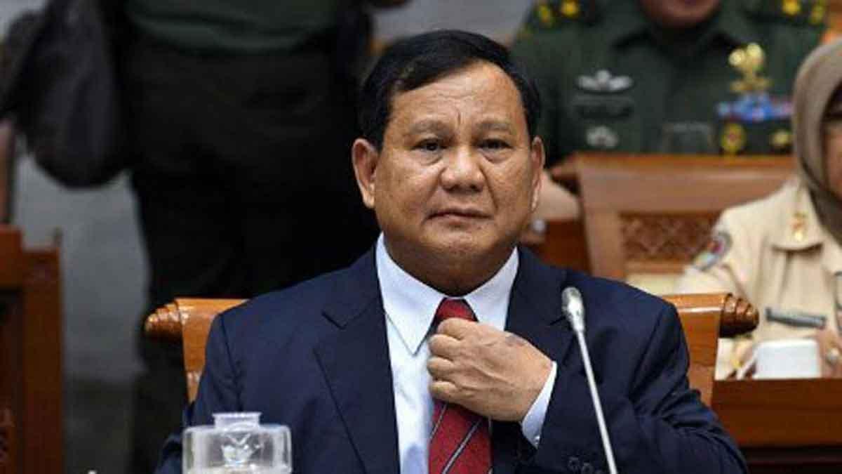 Menhan Indonesia Prabowo ke Cina Bertemu Menhan Wei Fenghe
