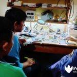 bimbingan service elektro WMS