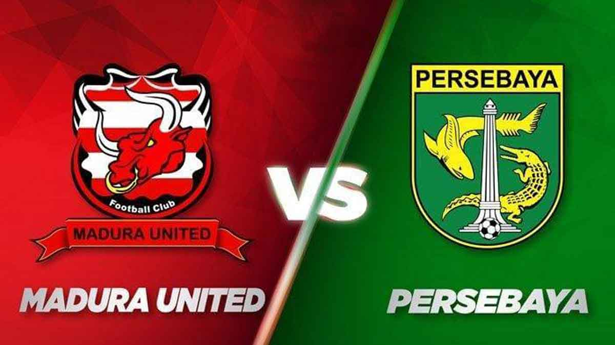 madura united vs persebaya