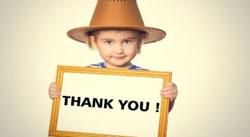 4 Cara Menumbuhkan Rasa Syukur Pada Anak