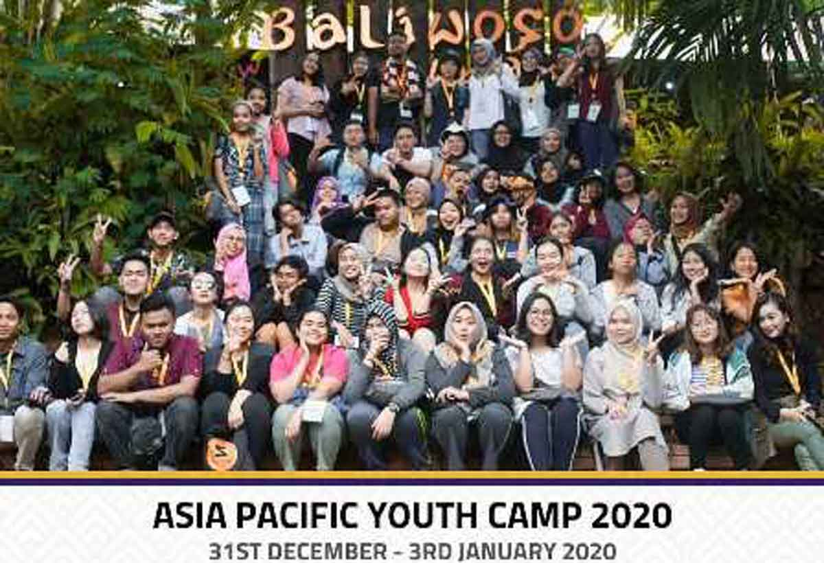 Asia Pacific Youth Camp 2020