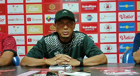 Pelatih Madura United Sebut Laga Perdana Pengaruhi Psikologi Pemain