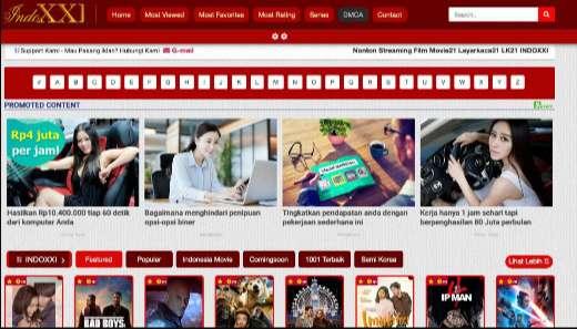 Ini Daftar Situs Nonton Film Online Gratis 2020-PortalMadura.com