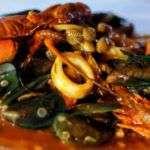 Resep Blackpaper Seafood Salsa yang Lagi Tren