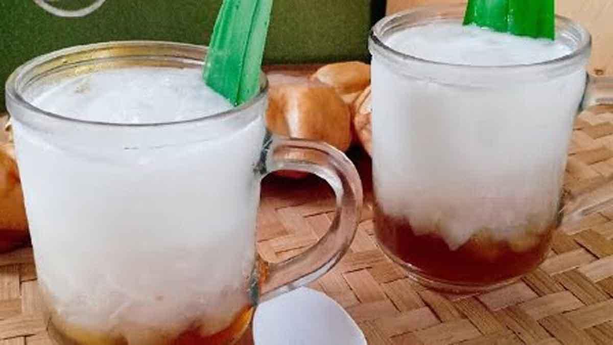 Resep Es Siwalan Segar, Minuman untuk Berbuka Puasa