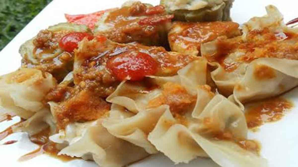 Menu Buka Puasa di Hari ke-21, Resep Siomay Ayam Pedas
