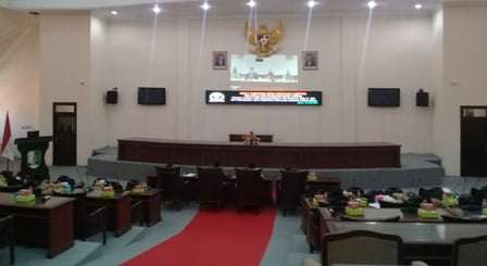 DPRD Sampang Gelar Paripurna LKPJ Bupati 2019 dan Penetapan Panja