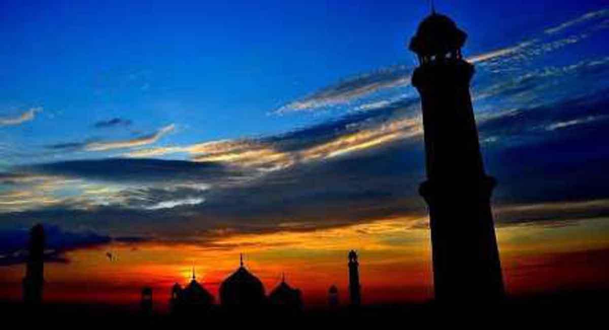 Amalan Doa sebelum Matahari Terbanam