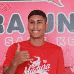 Madura United Datangkan Pemain Asing Muda