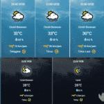 Prakiraan Cuaca Bangkalan Hari ini, Sabtu 8 Agustus 2020