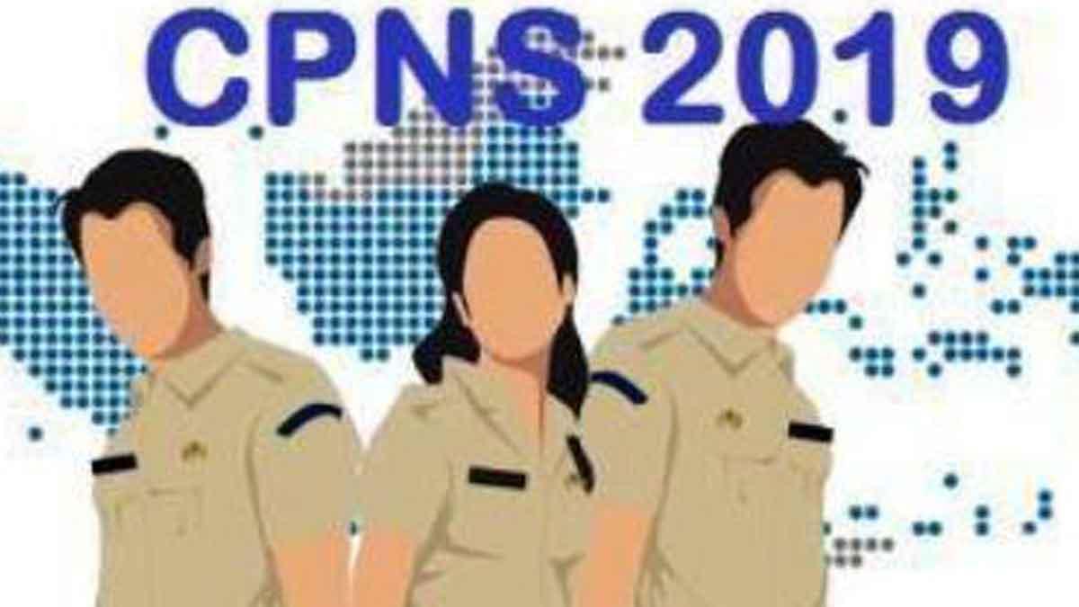 CPNS 2019 2020