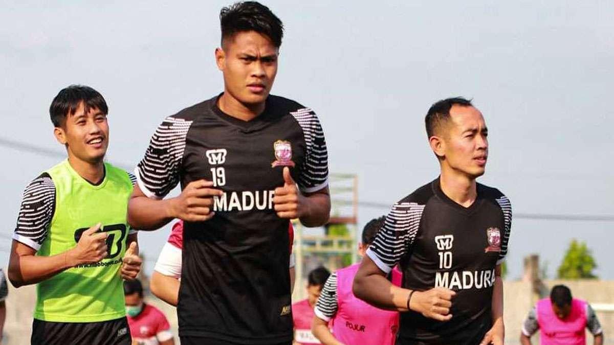 Kompetisi Belum Jelas, Pemain Madura United Diminta Tetap Jaga Kekompakan