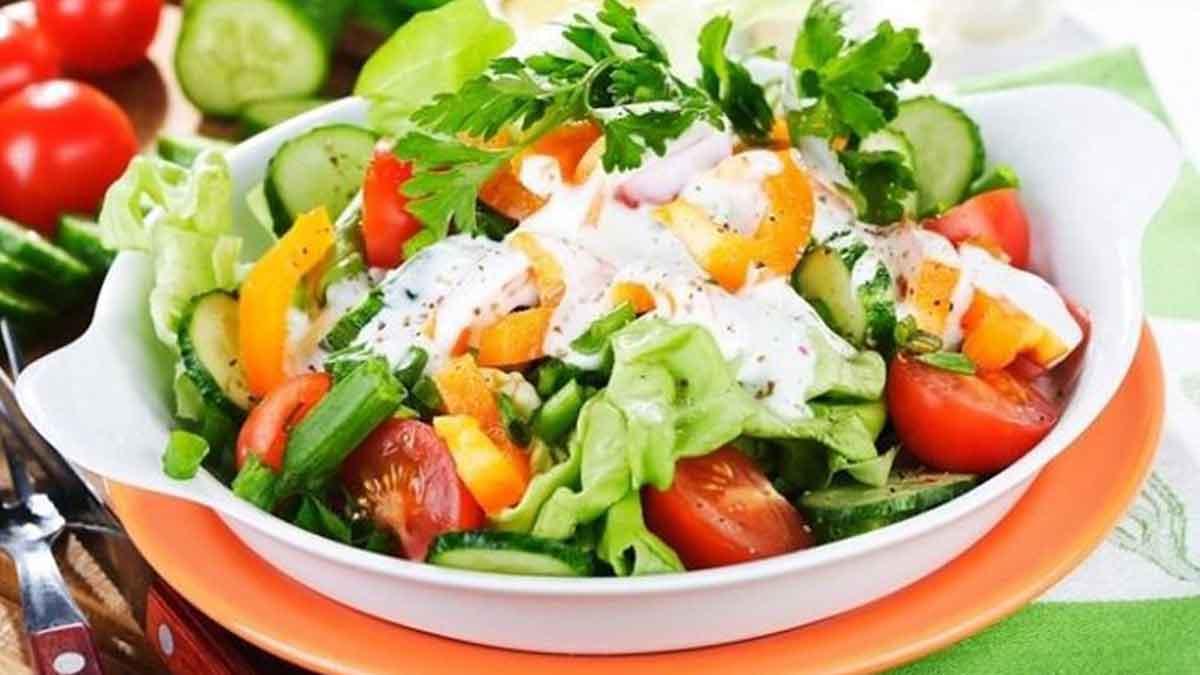 Resep Salad Sayur Sederhana yang Enak
