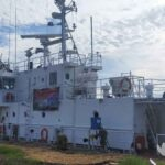 KP Ibis 6001 Ditempatkan di Pelabuhan Kalianget Sumenep