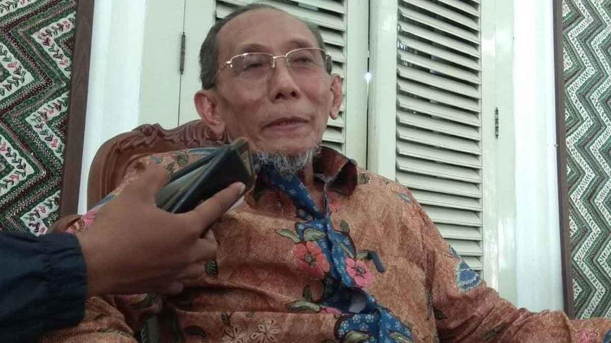 DRN Dibubarkan, Ketua DRD Pamekasan Pasrah